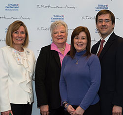TriStar Centennial Medical Center Announces 2013 Frist Humanitarian Award Recipients