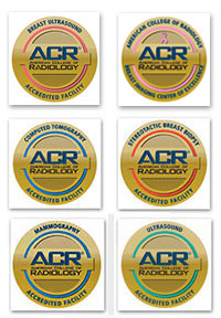 ACR Accreditations